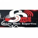 Logo da emissora Rádio Web Esportiva