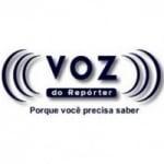 Logo da emissora Web Rádio Voz do Repórter