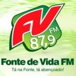 Logo da emissora Rádio Fonte de Vida 87.9 FM