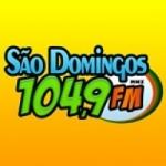 Logo da emissora Rádio FM São Domingos 104.9 FM