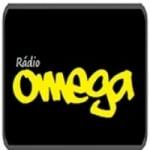 Logo da emissora Rádio Omega