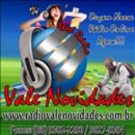 Logo da emissora Rádio Vale Novidades