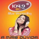 Logo da emissora Rádio Mar Vermelho 104.9 FM