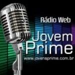 Logo da emissora Rádio Jovem Prime