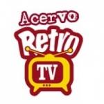 Logo da emissora Rádio Acervo Retro