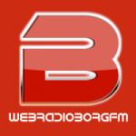 Logo da emissora Borg FM