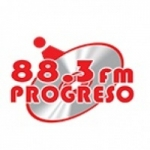Logo da emissora Radio Progreso 88.3 FM