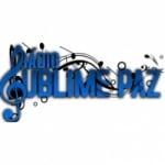 Logo da emissora Rádio Sublime Paz