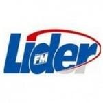 Logo da emissora Rádio Lidersom de Fortaleza de Minas