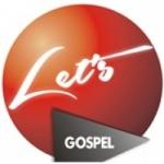 Logo da emissora Let's Gospel Rádio