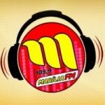 Logo da emissora Rádio Marilia 105.9 FM