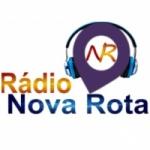 Logo da emissora Rádio Nova Rota