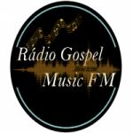 Logo da emissora Rádio Gospel Music