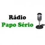 Logo da emissora Web Rádio Papo Sério