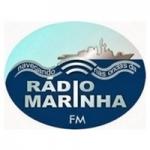 Logo da emissora Rádio Marinha 99.9 FM