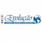 Logo da emissora Rádio Evolução