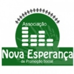 Logo da emissora Rádio Nova Esperança 87.9 FM
