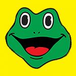 Logo da emissora Radio WFRB Big Froggy 105.3 FM