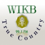 Logo da emissora WIKB 1230 AM The Bull
