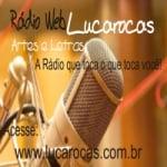 Logo da emissora Rádio Web Lucarocas