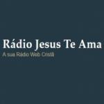 Logo da emissora Rádio Jesus Te Ama