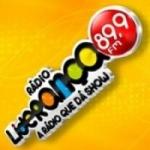Logo da emissora Rádio Liderança 94.9 FM