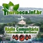 Logo da emissora Rádio Comunitária Informativa Muribeca