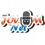 Logo da emissora Rádio Jovem Net