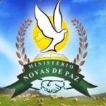 Logo da emissora Novas de Paz