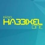 Logo da emissora Rádio Habbixel One
