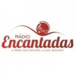 Logo da emissora Rádio Encantadas 88.9 FM