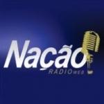 Logo da emissora Rádio Nação