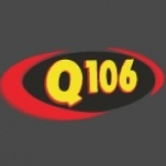Logo da emissora WJXQ 106.1 FM Q