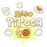 Logo da emissora Web Rádio Pipoca