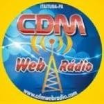Logo da emissora CDM web Rádio