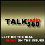 Logo da emissora Radio WFRB Talk Radio 560 AM