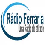 Logo da emissora Rádio Ferraria