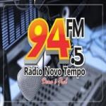 Logo da emissora Rádio Novo Tempo 94.5 FM