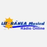 Logo da emissora Litorânea Musical Web Rádio