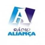 Logo da emissora Web Rádio Aliança Gospel
