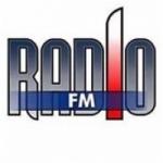 Logo da emissora Rádio 1 FM