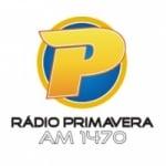 Logo da emissora Radio Primavera 1470 AM