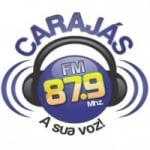 Logo da emissora Rádio Carajás 87.9 FM