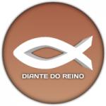 Logo da emissora Rádio Diante do Reino