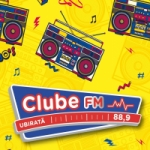 Logo da emissora Rádio Nova Clube de Ubiratã 88.9 FM