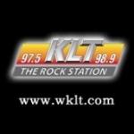 Logo da emissora WKLT 97.5 98.9 FM