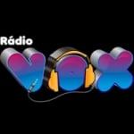 Logo da emissora Rádio Vox Londrina