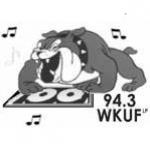Logo da emissora WKUF 94.3 FM