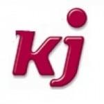 Logo da emissora Rádio KJ
