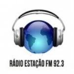 Logo da emissora Rádio Estação 92.3 FM